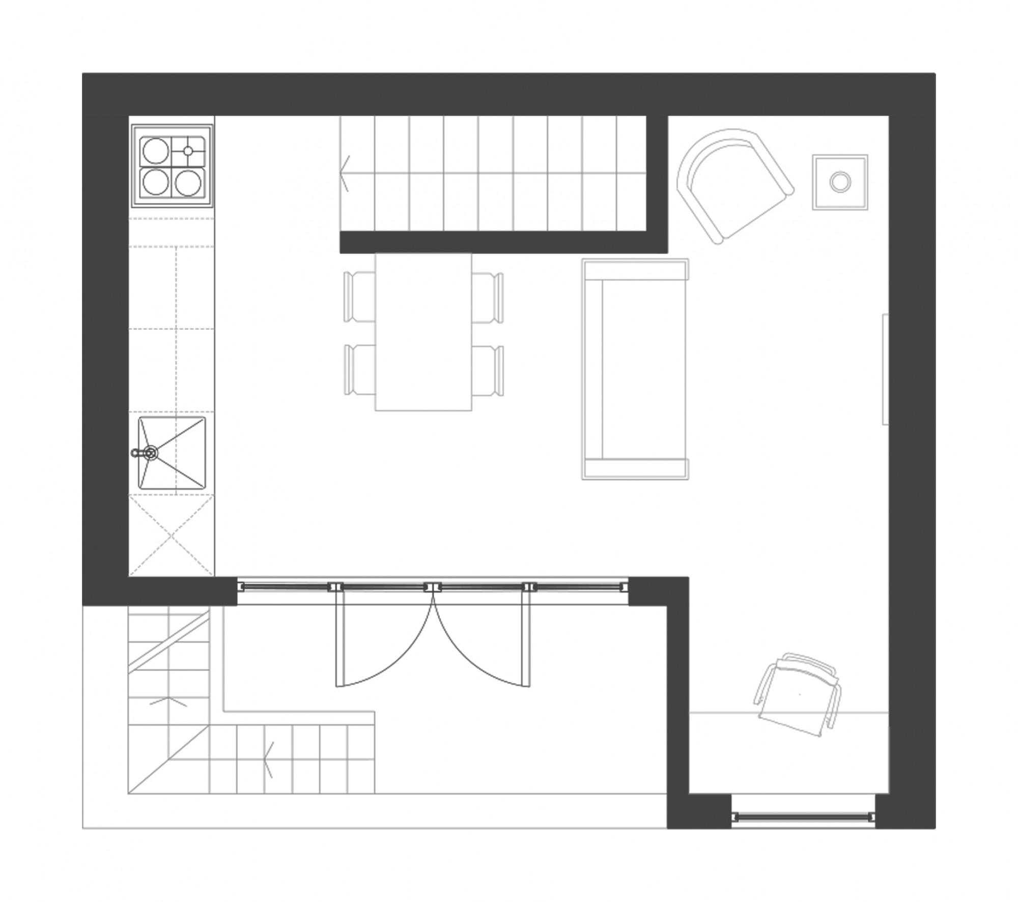 segundo Piso / Second Floor