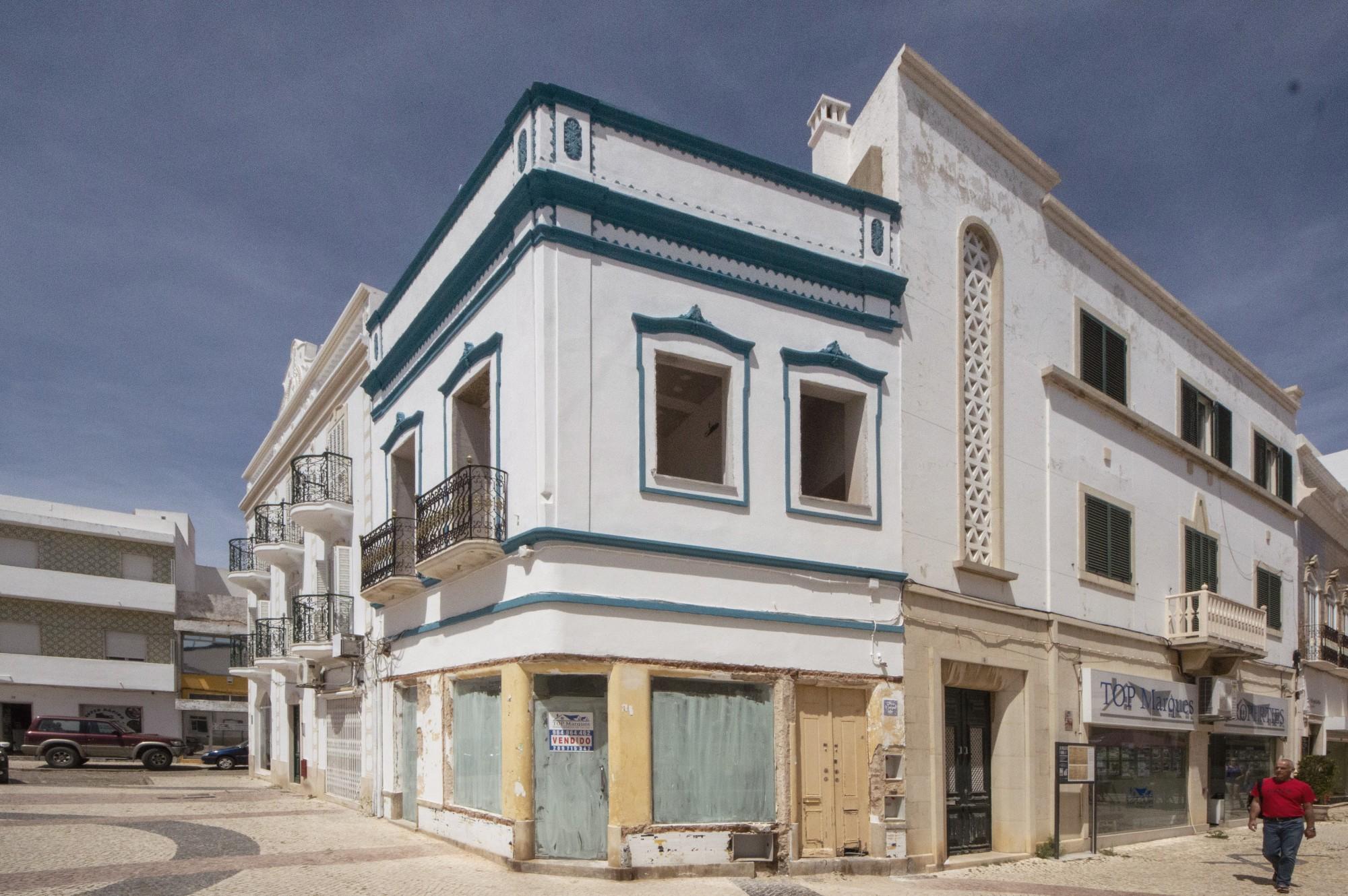 Original facade