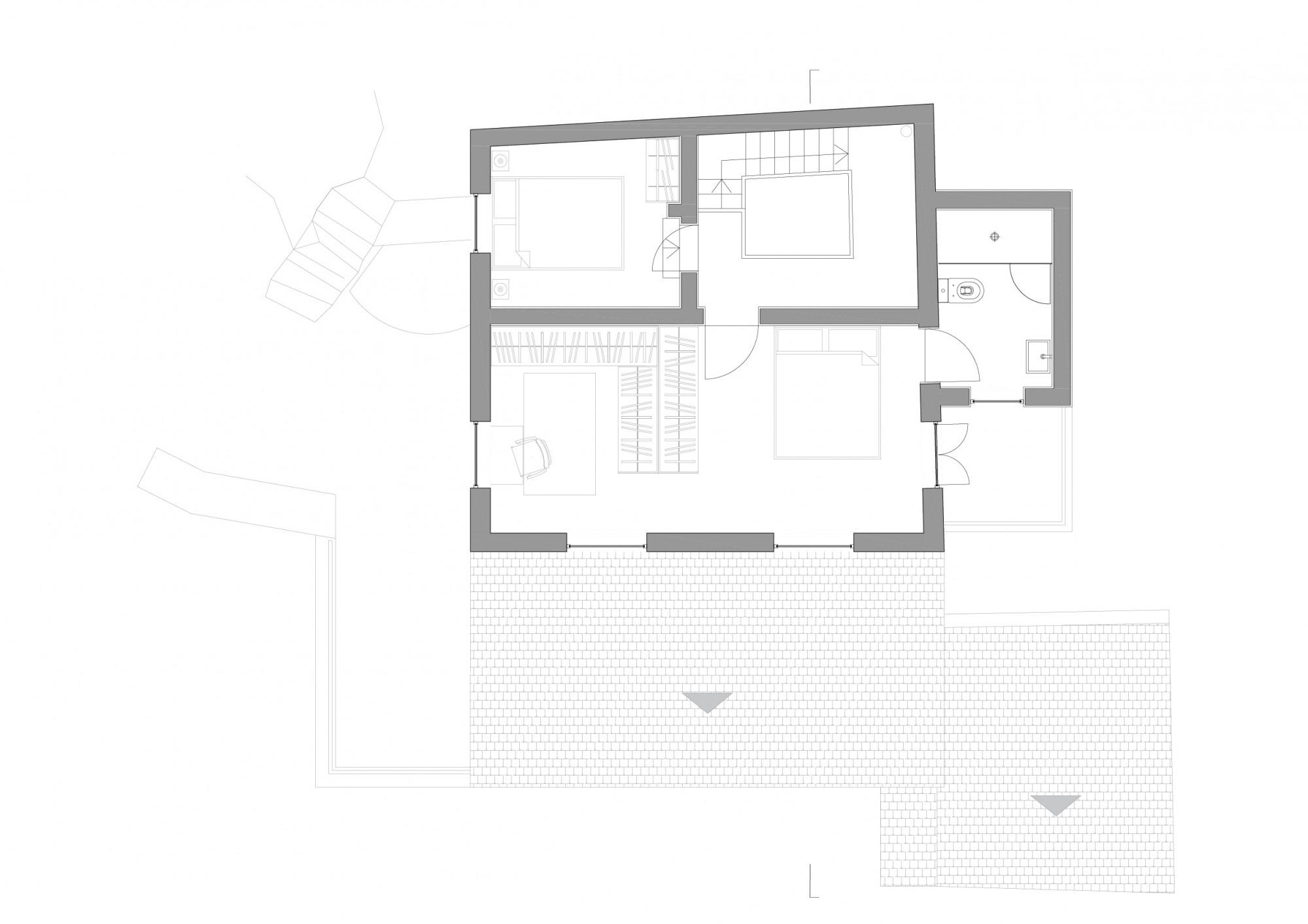 Piso 2 / 1 Floor