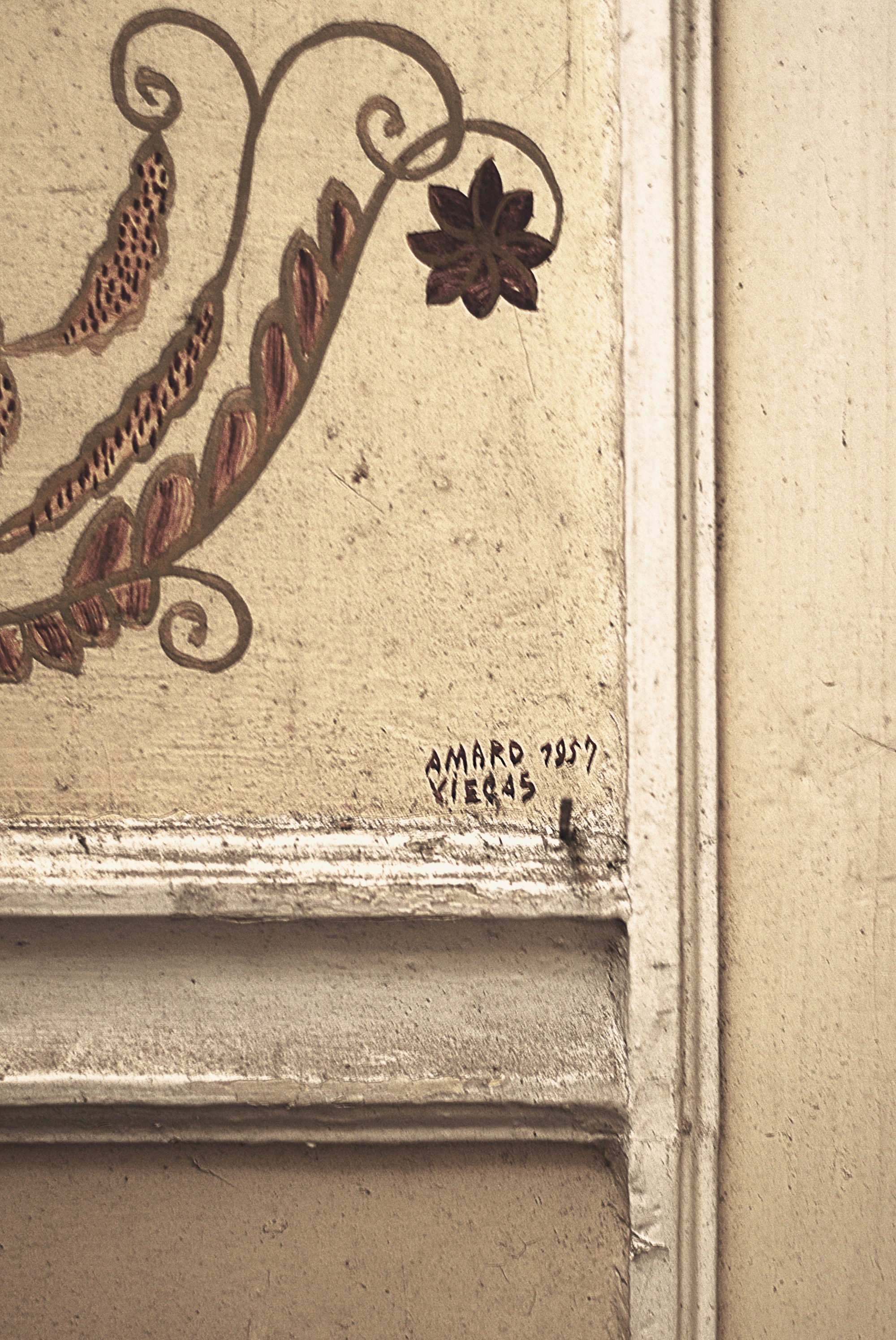 Detailes gravados / Ingrained Details